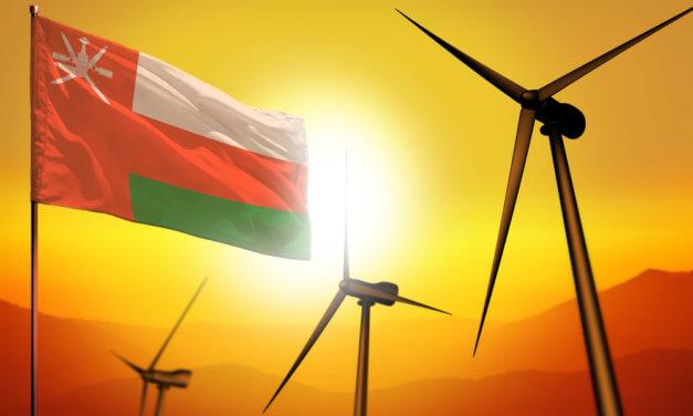 OMÁN SÁZÍ NA OBNOVITELNÉ ZDROJE ENERGIE