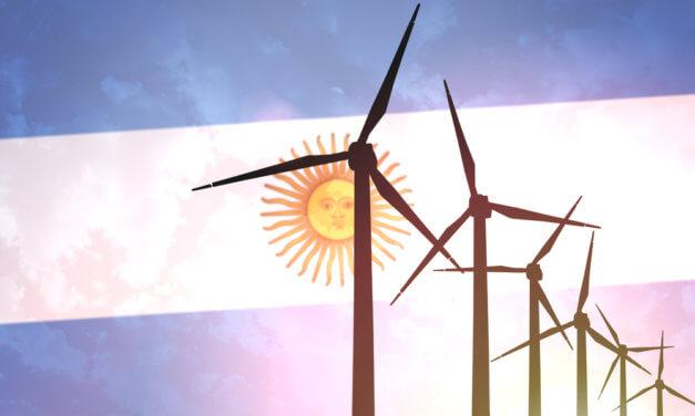 ARGENTINA VYRÁBÍ VÍCE ENERGIE Z OBNOVITELNÝCH ZDROJŮ