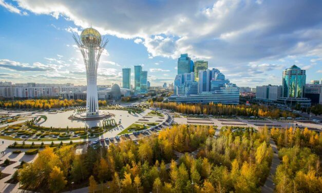 Kazachstán – online individuální konzultace s ekonomickými diplomaty