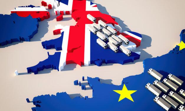 VELKÁ BRITÁNIE ZPŘÍSŇUJE PRAVIDLA PRO ŘIDIČE NÁKLADNÍCH AUT