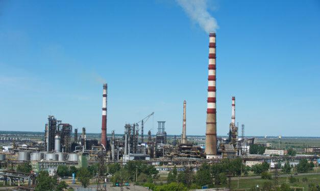 KAZACHSTÁN EKOLOGIZUJE ENERGETIKU A TĚŽKÝ PRŮMYSL