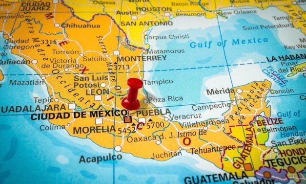 JAK NA OCHRANNÉ ZNÁMKY V MEXIKU