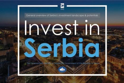 SRBSKO MÁ VELKÝ ZÁJEM O ČESKÉ INVESTORY