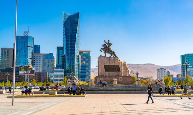 ČESKÉ FIRMY MOHOU VYUŽÍT ROZŠÍŘENÉ NABÍDKY SLUŽEB V MONGOLSKU