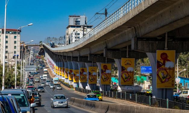 ETIOPIE INVESTUJE DO DOPRAVY, LÁKÁ INVESTORY