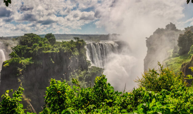 NOVÝ MOST USNADNÍ OBCHOD NA JIHU AFRIKY