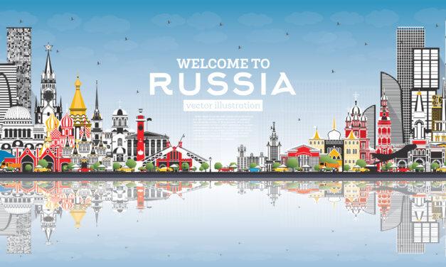 EXPORT DO REGIONŮ RUSKA