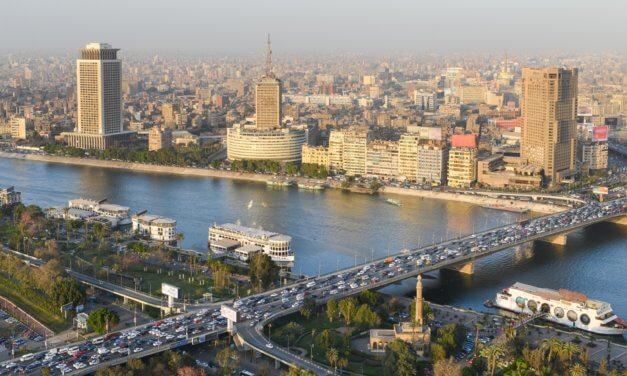 EGYPTSKÉ REFORMY SE STALY HRÁZÍ PROTI PANDEMII