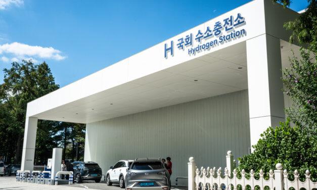 VÍTKOVICE CYLINDERS PRONIKAJÍ NA KOREJSKÝ TRH VODÍKOVÉ ENERGETIKY