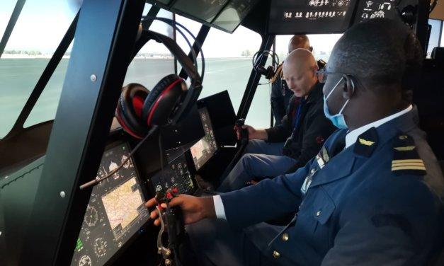 AFRICKÉ ZEMĚ SE ZAJÍMAJÍ O ČESKÝ LETOUN L-39NG