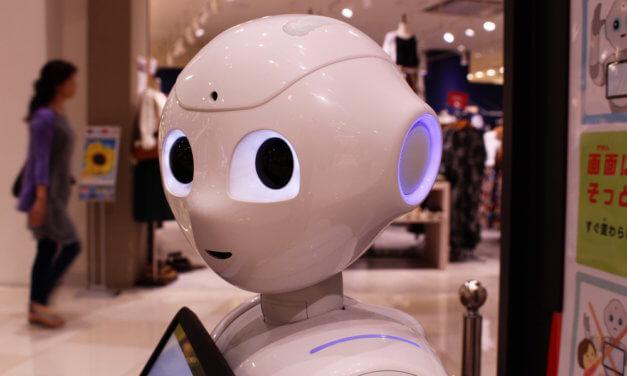 JAPONSKÁ ROBOTIKA ZAŽÍVÁ BOOM. I DÍKY PANDEMII